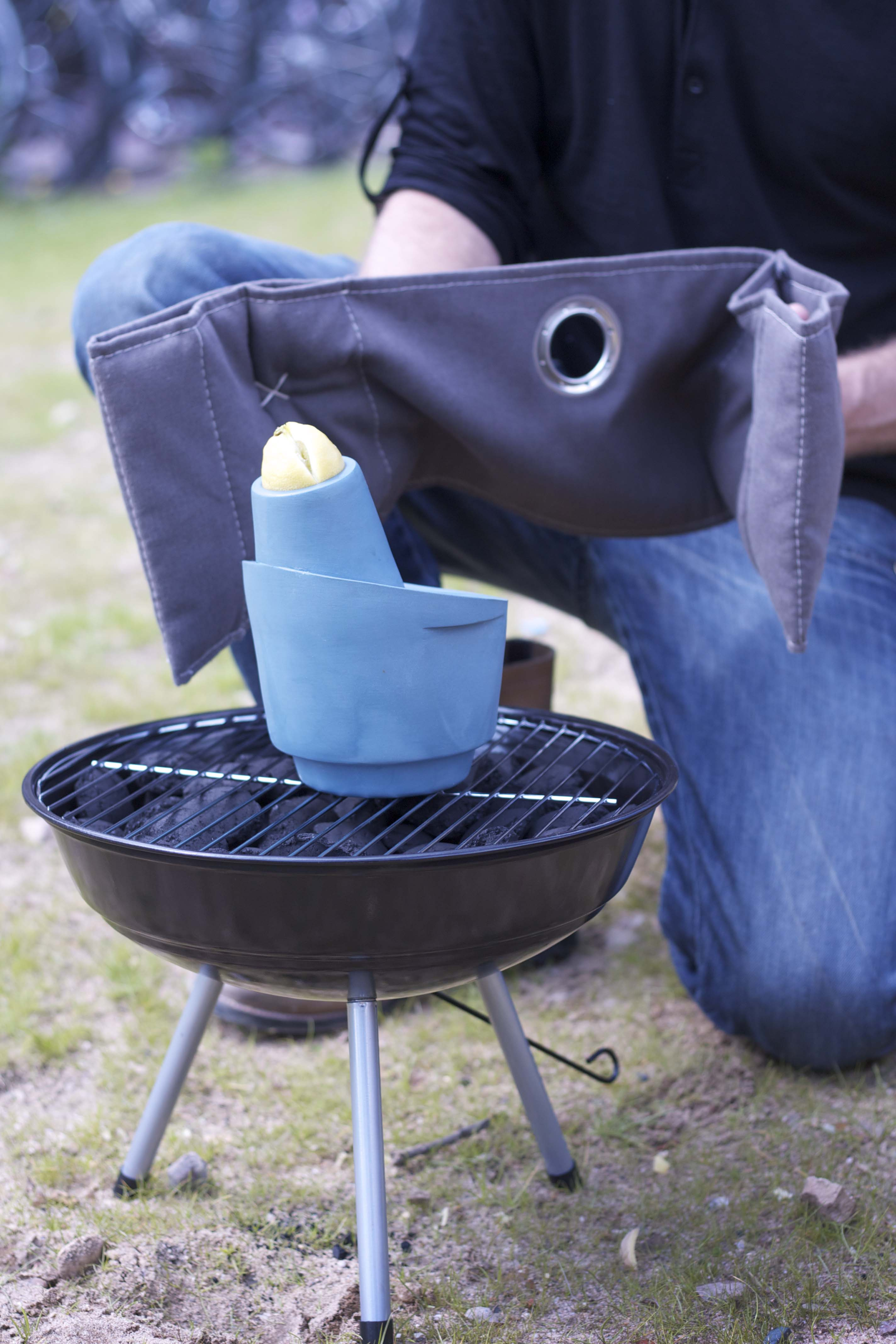 Barbecue Pot