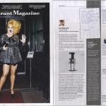 Volkskrant magazine  jan 2013